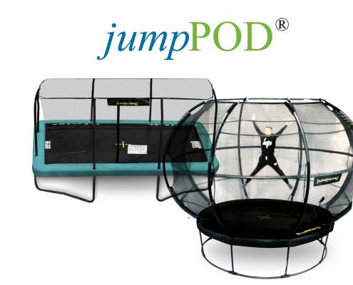nuovi tappeti elastici jumpking