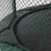 rete pericolosa tappeto elastico