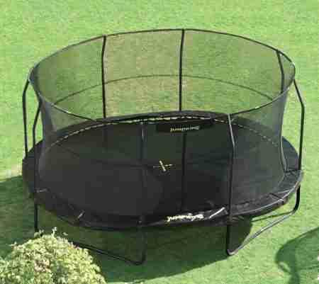 trampolino elastico ovale jumpking