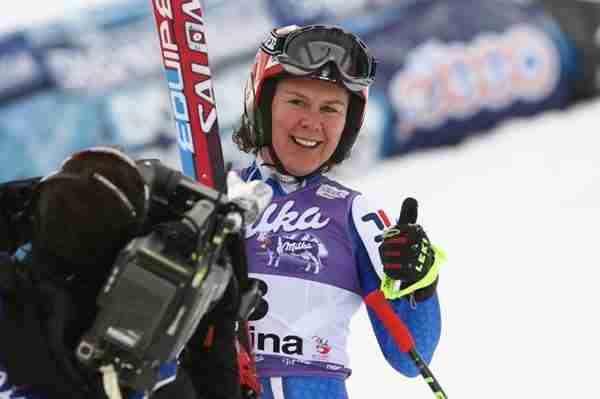 Daniela Merighetti sciatrice