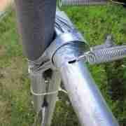 rottura del palo verticale