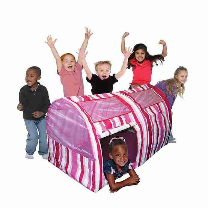 tenda gioco per dormire