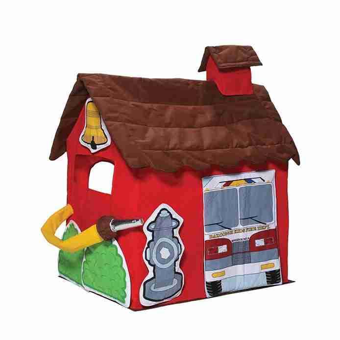 casetta stazione dei pompieri