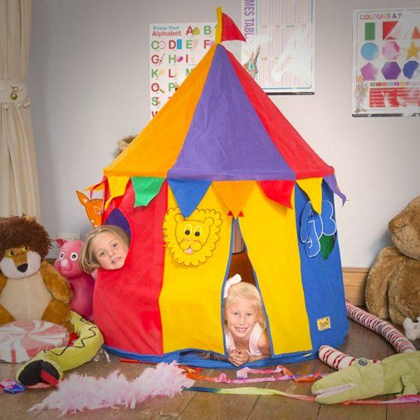 tenda per bambini circo