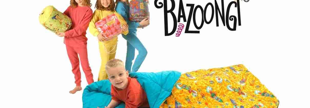 sacco nanna bazoongi per bambini