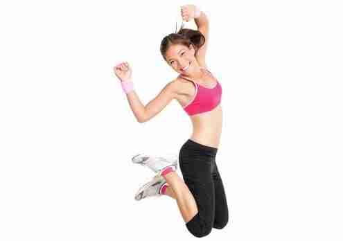 tappeto elastico salute e benessere