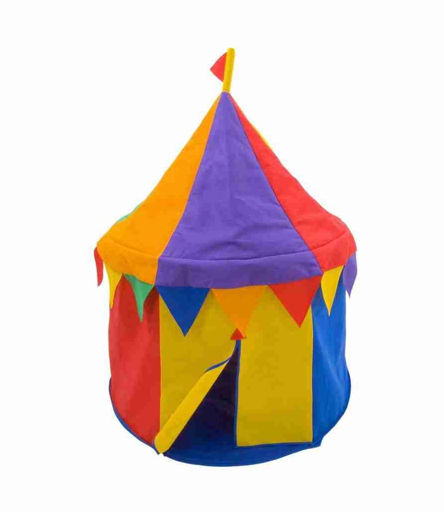 tenda circo gioco