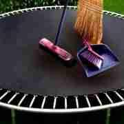 pulizia del tappeto elastico