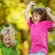 salute bambini vita all'aria aperta