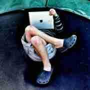 bambino generazione digitale