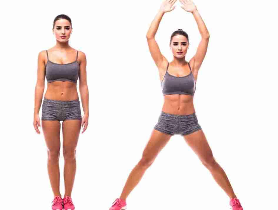 salto tappeto elastico esercizi