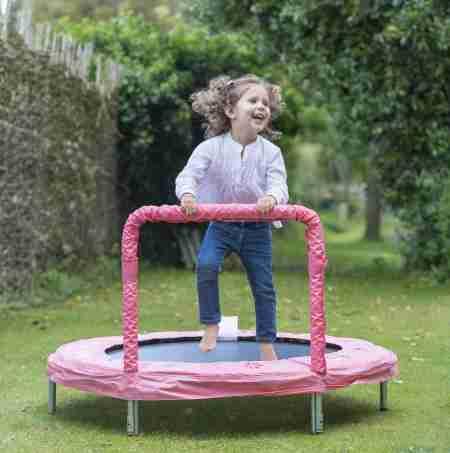mini bouncer tappeto elastico bambini